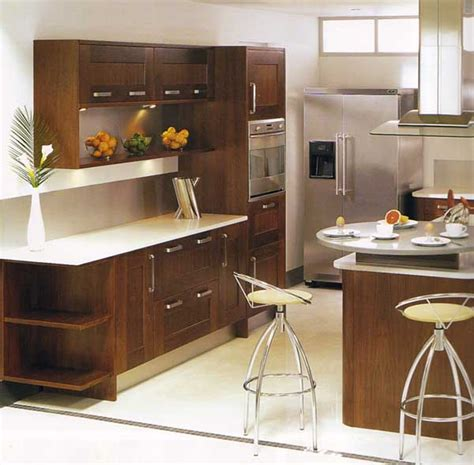 Eat On Kitchen Island by Modern Kitchen Designs For Very Small Spaces Yirrma