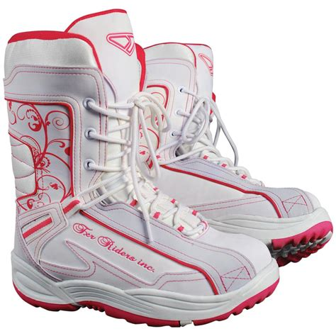 s fxr 174 team boots 175021 snowmobile clothing at