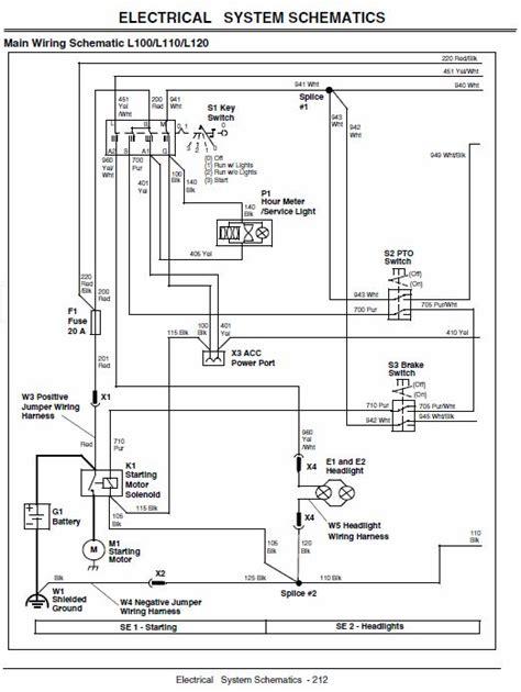 wiring diagram deere l130 wiring diagram deere