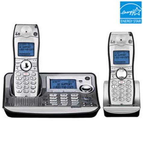 Ge 28128ee2 Cell Fusion Dect 6 0 Full Featured Home Phone