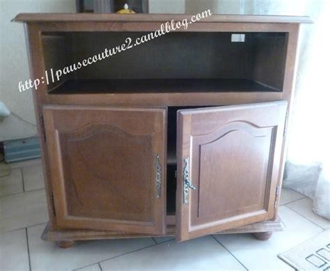 Relooker Un Meuble Tv meuble t 233 l 233 relook 233 pausecouture