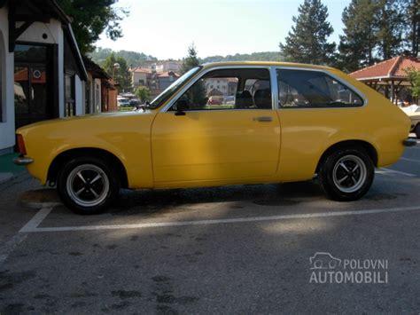opel kadett 1975 1975 opel kadett city 900 autoslavia