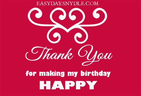 bday wish thanks msg messages for birthday cards images