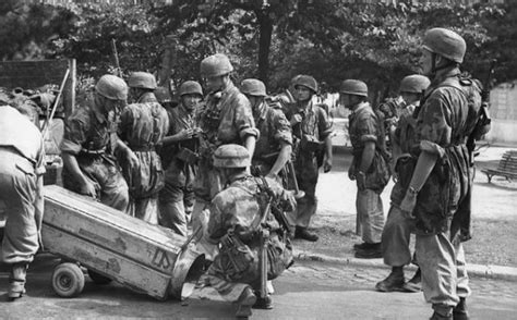 Leoni Jump Navy fallschirmjager army lists bols gamewire