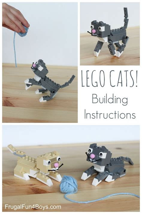 lego dog tutorial 1000 images about frugal fun for boys on pinterest