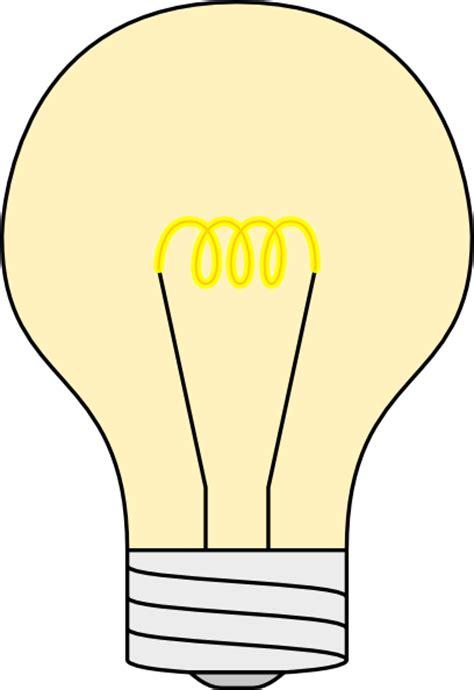 Animated Light Bulb Clip Art Cliparts Co Animated Lights Clipart