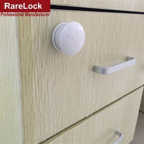 No Drill Magnetic Cabinet Locks by Rarelock Cmms313 Child Baby Magnetic Lock For Cabinet