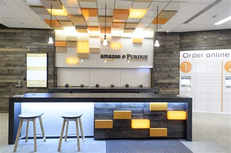 krach leadership center room reservation amazon launches first ever staffed cus pickup and drop