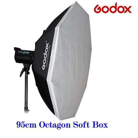 Godox Softbox Size 95cm Bowens Mount Speedring Studio godox 95 cm octagonal softbox for studio light bowens mount