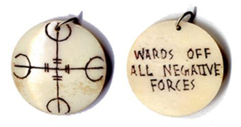 define ward off norse bone bind rune amulets