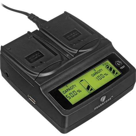 Battery Casio Np 110 1 pearstone duo battery charger for casio np 110 dlcconp110 b h