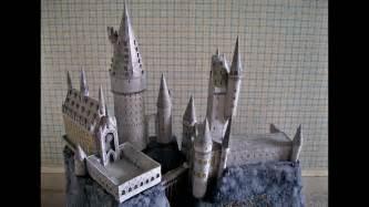 Hogwarts Papercraft - papercraft harry potter titanic paper model