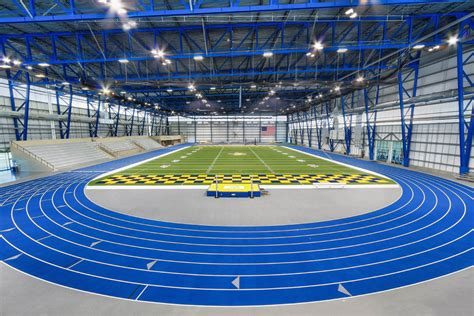 sanford track south dakota state sanford jackrabbit athletic complex je dunn construction