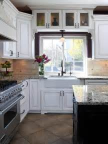 Cabinets above windows home design ideas pictures remodel and decor