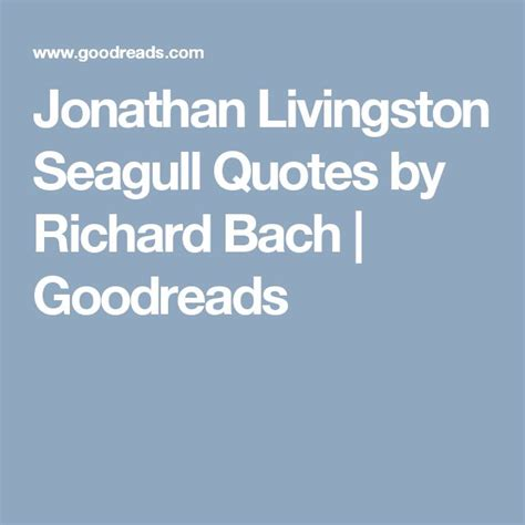 movie quotes goodreads 25 best ideas about jonathan livingston seagull on