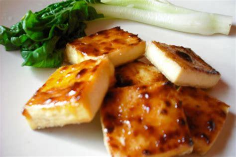 asian tofu dengaku recipe  eats