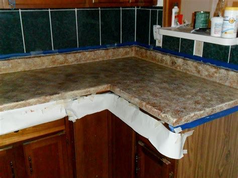 Pictures Of Formica Countertops by Quiltanddagger Faux Granite Painting Formica Countertops