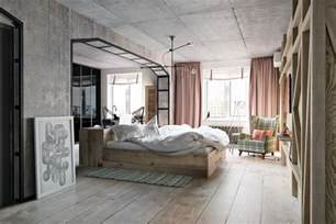Industrial Bedroom Wall Industrial Style Bedroom Design The Essential Guide