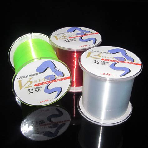 Ll1906be 100 Original Import High Quality 1 mavllos fishing line 500m floating fly fishing fly line fiber 8lb 100lb strong japan