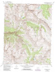 topographical maps of colorado snowmass mountain topographic map co usgs topo 39107a1
