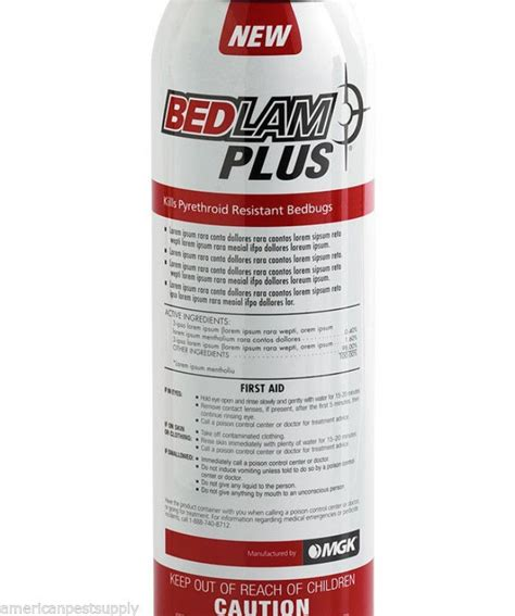 bedlam bed bug spray bedlam plus bed bug spray 12 cans bed bug killer spray
