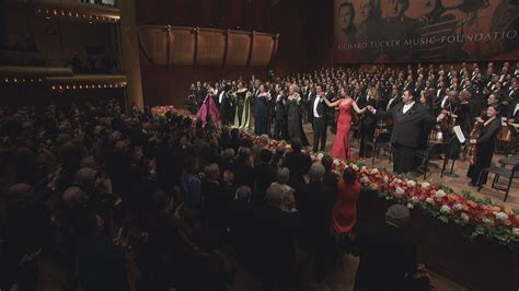 program notes live from lincoln center pbs