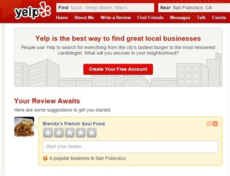 Add A Review Site Zillow Yelp Linkedin Healthgrades Social Media Redkite Ph