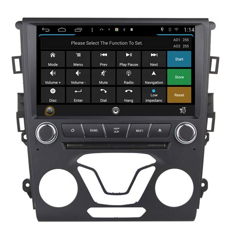 how things work cars 2010 ford fusion navigation system 9 quot android 4 4 autoradio dvd gps navigation for ford mondeo fusion 2013 2014 ebay