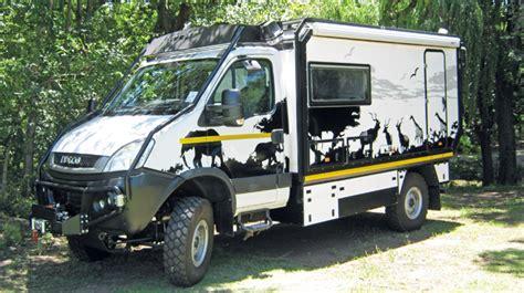 the best sale of van in south africa motorhome review custom cers iveco caravan outdoor magazine