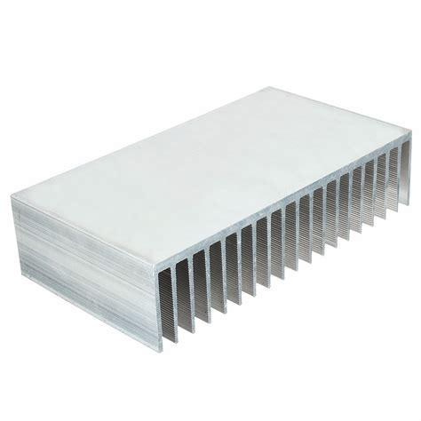led heat sink 182x100x45mm aluminum heat sink heatsink for high power