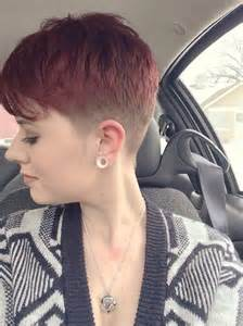 pixie haircut with a clipper clipper cuts for women hairstyle gallery