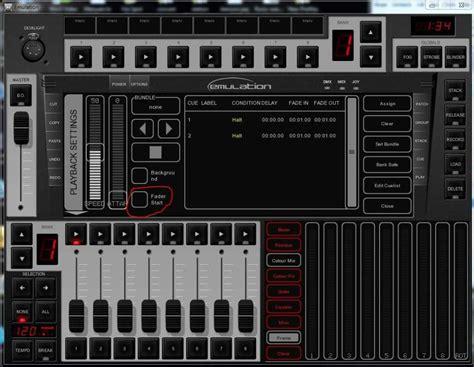 Dmx Lighting Software by Elation Emulation Dmx Software W Usb Dmx Cable Pc Mac Agiprodj