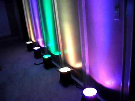 power and light company mardi gras led par 64 demo power linking eternal lighting