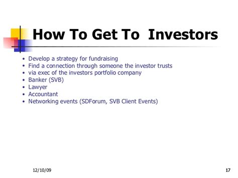 Investor Presentation Template Investor Packet Template