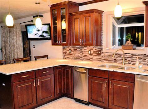 Kitchen Granite And Backsplash Ideas kitchen remodel granite countertops and backsplash ideas all in one