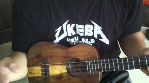 tutorial bermain gitar ukulele pelajaran ukulele 2 basic tutorial dasar bermain