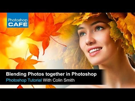 How To Merge Two Images In Photoshop 7