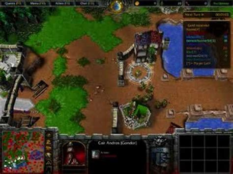warcraft lord of the warcraft 3 reighn of chaos lord of the rings risk youtube