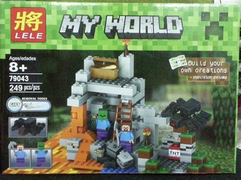 Hadiah Mainan Anak Block Lego Blocks My World 92pc Sy704a 97 daftar harga lego minecraft murahdari a z page 13
