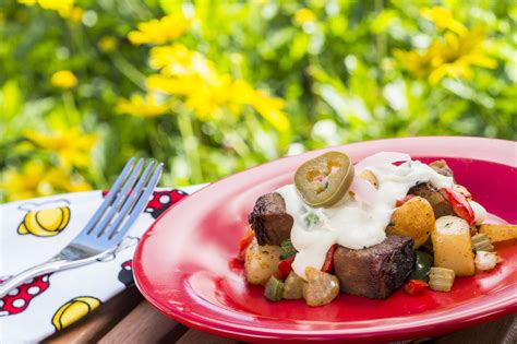 Pictures The Food Of Epcot S International Flower And Epcot Flower And Garden Festival Food