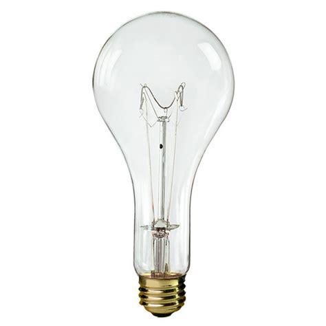 300 Watt Light Bulb by Halco 401305 300w Ps25 Bulb Clear 5 000 Hours