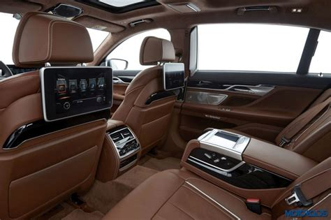 Car Upholstery Canberra by Auto Expo 2016 All New Bmw 7 Series Launched In India