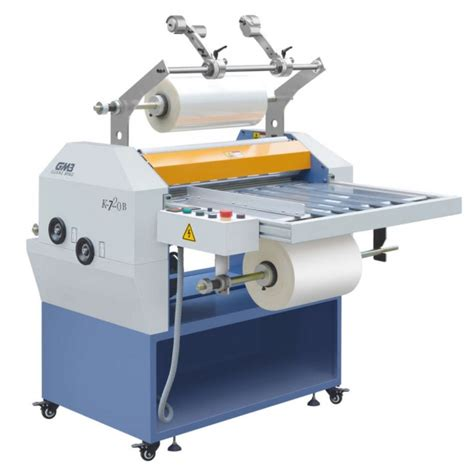 mesin laminasi kertas thermal laminator machine 720b