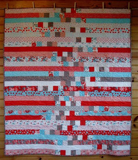 jelly roll quilt quilt