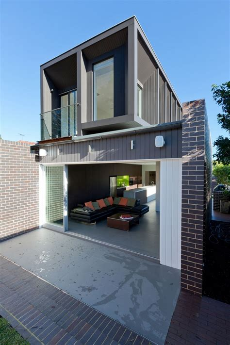 house architectural australian modern architecture with a twist g house in