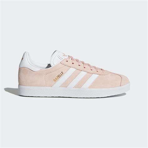 Adidas Gazele 5 adidas gazelle shoes pink adidas uk