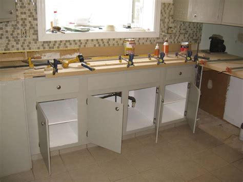 Make Kitchen Cabinets Cabinets Marvelous How To Build Cabinets For Home Basic Cabinet For Beginners How To