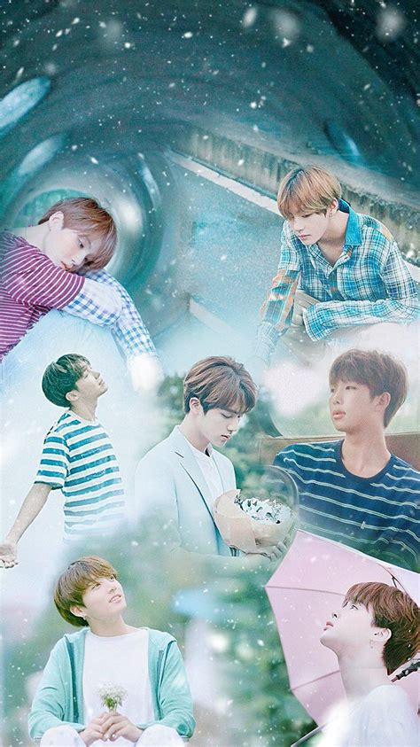 bts official poster love  wall