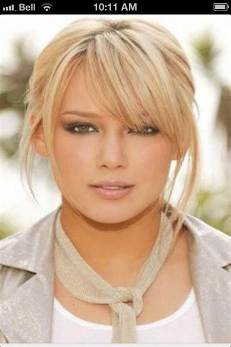 chinbhairs and biob hair side swept bangs side swept and bangs on pinterest