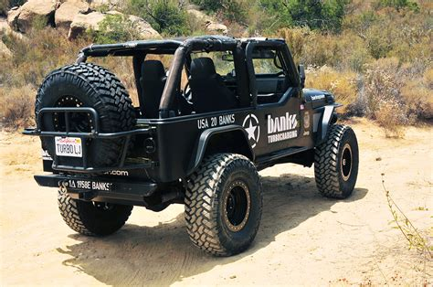 Jeep Adventure banks power jeep ultimate adventure